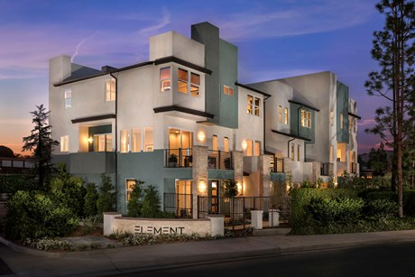 Build a townhouse brea [new] Minimum for $500000
