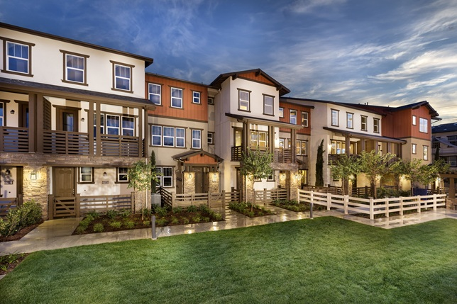 Yorba Linda [new] townhouse for $500000!