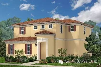 Chino  city new single-family villas listed for $400000