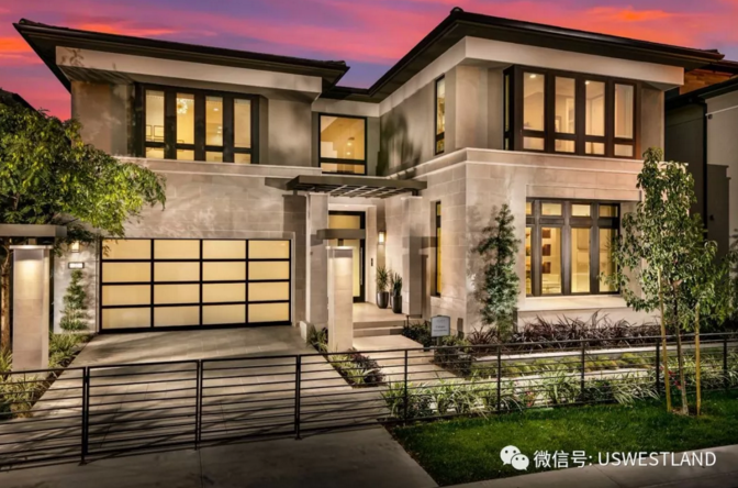High-end closed community in Irvine, Los Angeles, Los Angeles