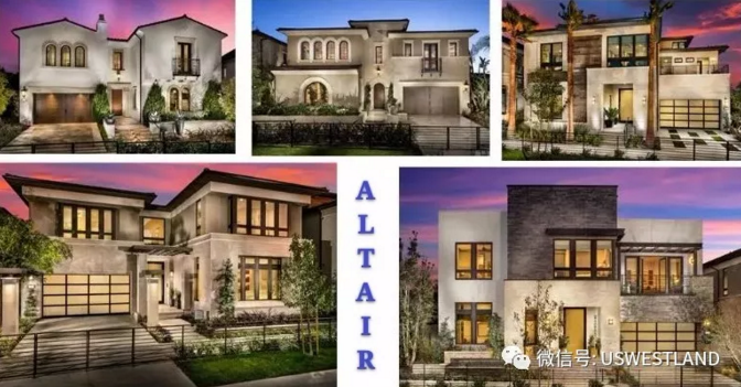 Los Angeles Irvine Supreme Luxury Villa High-end Closed Community Achieving Home Dreams Starting at $ 2 million