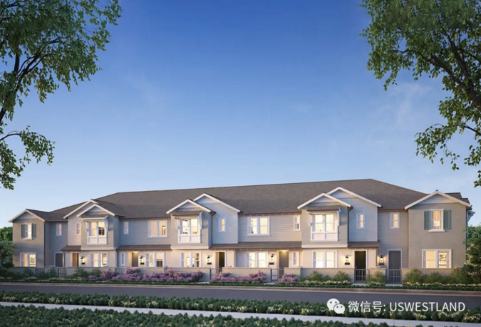 New real estate in Chino, Los Angeles, a livable place for Chinese people, exquisite light luxury and good life starting from 418,000 US dollars